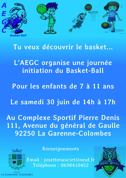 aegc basket initation